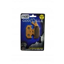 Тормозные колодки FA307