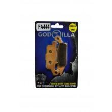 Тормозные колодки FA444