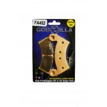 Тормозные колодки FA452