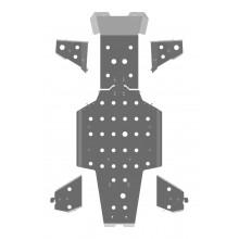Полный комплект (без защиты порогов), облегченная 3 мм -2014 для Yamaha Grizzly  550/700