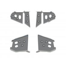 Защита рычагов 4 мм 2014-для Yamaha Grizzly  550/700