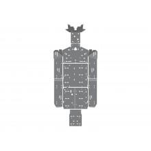 Защита днища для Can-Am (BRP) арт. 3138